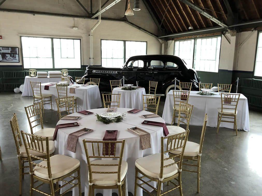 Packard Proving Ground Wedding