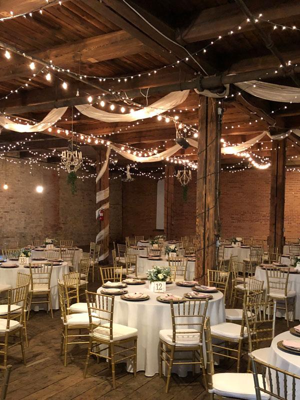 barn wedding in michigan