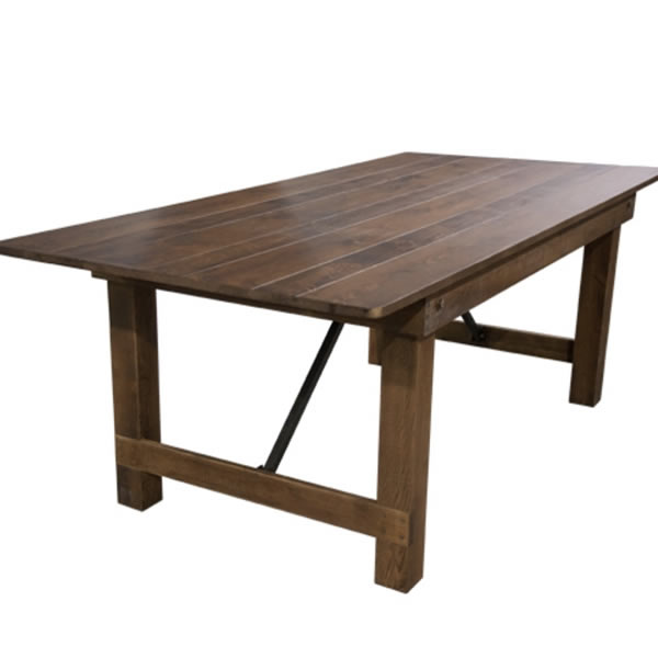Great Lakes Chiavari - 9' Farm Table