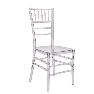 Great Lakes Chiavari - Clear Chiavari Chair