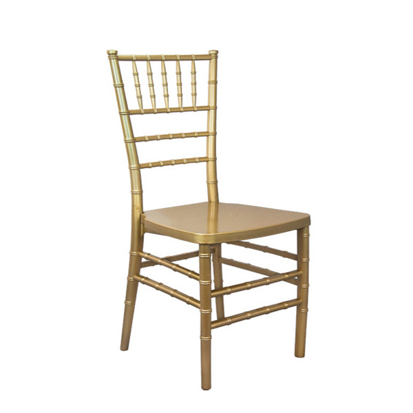 Great Lakes Chiavari - Gold Chiavari Chair