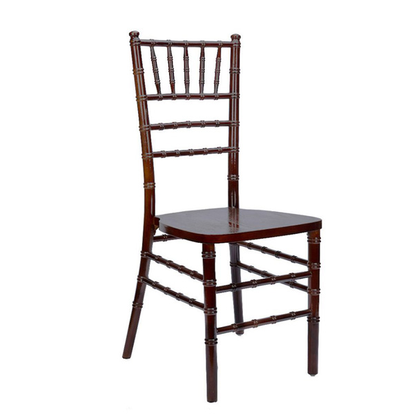 Great Lakes Chiavari - Mahogany Chiavari Chair