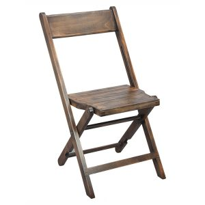 Great Lakes Chiavari - Rustic Wood Folder