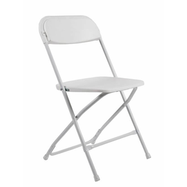 Great Lakes Chiavari - White Folding Chair